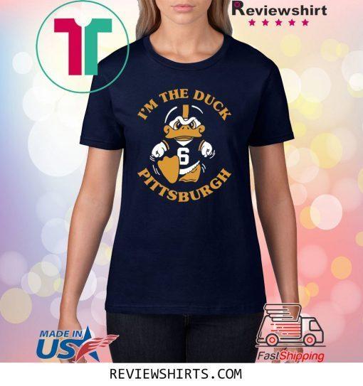 I'm The Duck Pittsburgh Shirt