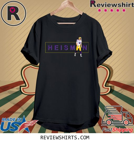Joe Burrow Heisman 2020 T-Shirt