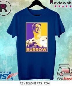 Poster Joe Burrow Louisiana Football Fan T Shirt