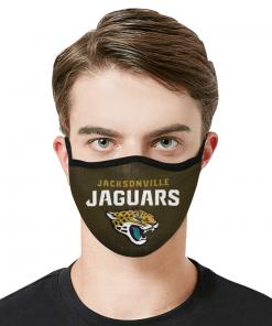 Jacksonville Jaguars Face Mask PM2.5