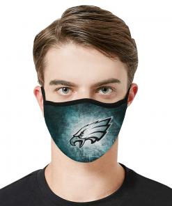 LIMITED EDITION Philadelphia Eagles Face Mask PM2.5