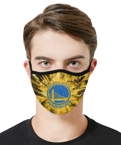 Golden State Warriors Face Mask PM2.5