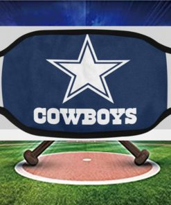 Dallas Cowboys Face Mask PM2.5 - Limited Edition