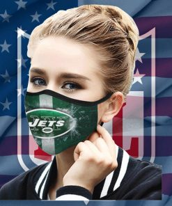 New York Jets Face Mask US 2020 – SARS CoV-2