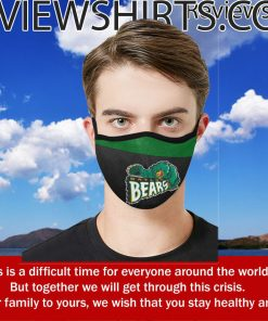 2020 Baylor Bears Men's basketball Cloth Face Mask