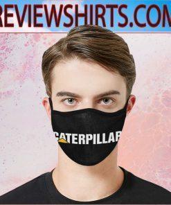 Logo Caterpillar 2020 Cloth Face Mask