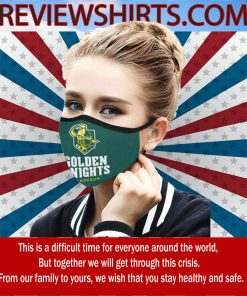 Clarkson Golden Knights Cloth Face Masks - Clarkson University 2020 US