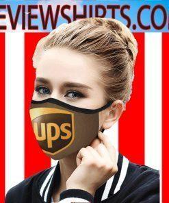 Logo UPS Sale For Face Mask