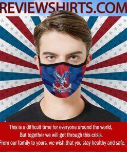 Crystal Palace Football Club Face Mask