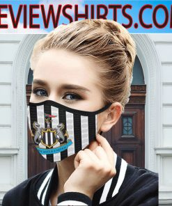 Sale For Newcastle United F.C Cloth Face Mask