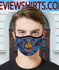 West Ham United F.C Cloth Face Mask