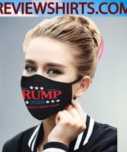 2020 Make American Great Again Cloth Face Masks
