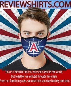 University of Arizona Cloth Face Masks - High Quality Face Masks