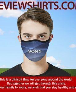 2020 Logo Sony Face Masks