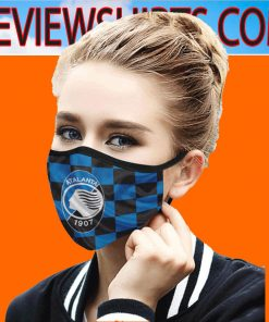 Fan Atalanta BC Face Masks For Fans