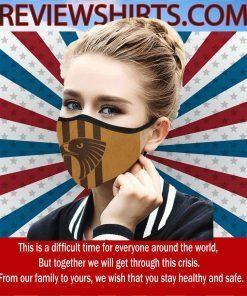 Hawthorn Football Club Face Mask s