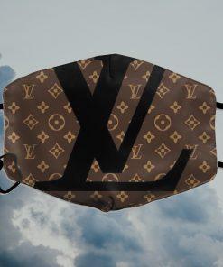 Louis Vuitton Face Mask Cover