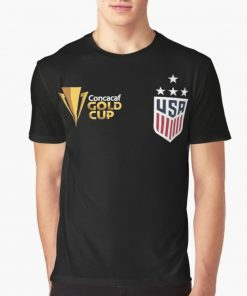 USA Gold Cup Champs Soccer 2021 Shirt