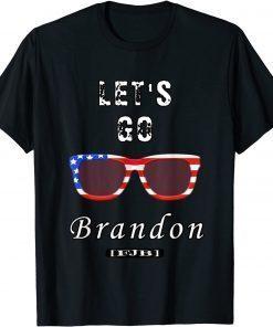 2021 Anti Biden Let's Go Brandon FJB Tee Shirt