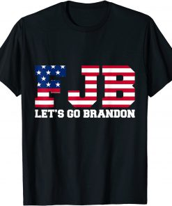 #FJB Chant Biden Let's Go Brandon Funny Shirts